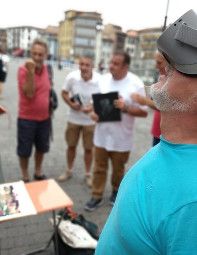 urban sketchers llanes